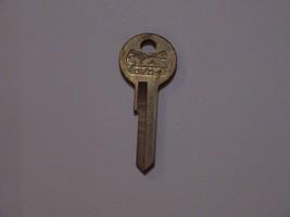 Vintage Star key blank for Ford trunk/glove box 1959-64 OFD4 1127ES - $7.00