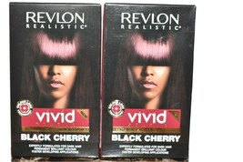 REVLON Realistic Vivid Colour Protein Infused Permanent Color Hair Dye - $23.76