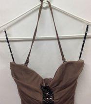 Forever 21 Womens M Medium Dress Zipper Adjustable Strap image 4