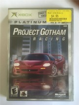 Original XBOX Game Project Gotham Racing by Microsoft Game Studios - $4.70