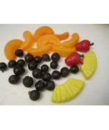 Fruit Lot B Realistic Fake Play Food Pretend Kitchen Fun Stage Prop Home... - $13.00