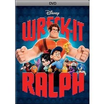 Wreck It Ralph (Widescreen) DVD New Free Same D... - $22.00