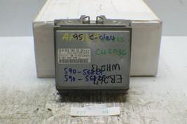 1995-1996 Mercedes C280 Engine Control Unit ECU 0165455332 Module 13 11D8 - $19.79