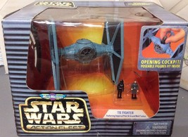 Micro Machines Star Wars Action Fleet Tie Fighter New Sealed 1996 Galoob - $130.90