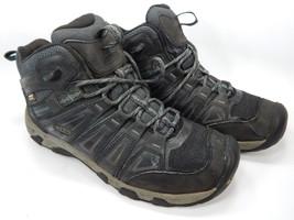 Keen Oakridge Mid Top Waterproof Hiking / Trail Boots Shoes Size: 9 M (D) EU 42