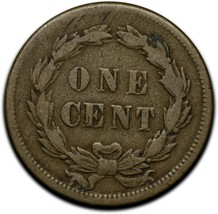 1859 Indian Head Cent Penny Coin Lot A 292 image 2