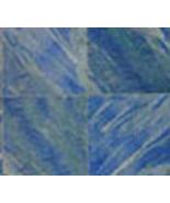 """DOLLHOUSE MINIATURES 1PC 1/2"""" SCALE BLUE MARBLE TILES #WM24019 - $3.30"""
