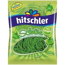 Hitschler APPLE spaghetti gummies 125g -FREE SHIPPING - $7.22