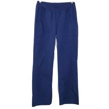 Cherokee Workwear Professionals Mid Rise Straight Leg Cargo Pant Small Petitte - $9.50
