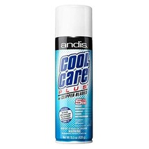 Andis Cool Care Plus for Blades 15.5 Ounce Aerosol (458ml) (3 Pack) - $29.13
