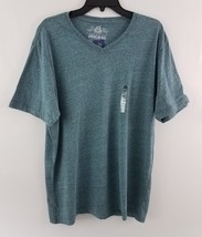 American Rag Cie Men's Tri Blend T-Shirt Barbados Blue 152536 - $8.99