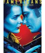The Americans: The Complete Season Four DVD - $19.95