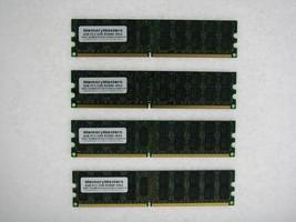 NOT FOR PC/MAC! 16GB 4x4GB Dell PowerEdge 2850 PC2-3200 Memory ECC REG