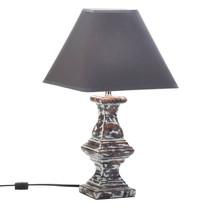 Small Desk Lamp, Black Table Lamps For Bedroom, Modern Contemporary Reca... - $46.33
