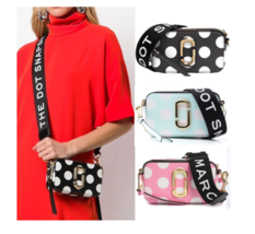 MARC JACOBS Snap Shot Dot Small Camera Bag M0014885 NWT - $262.50