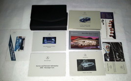 2002 Mercedes C-Class Sport Coupe Owners Manual 00154 - $32.62