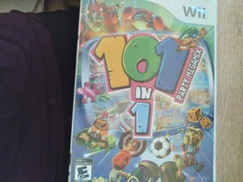 Nintendo Wii 101 in 1 Party MegaMix image 1