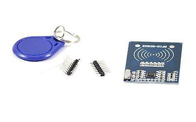 RFID RC-522 Lecteur de Carte transpondeur Module pour Arduino,Raspberry Pi,etc.