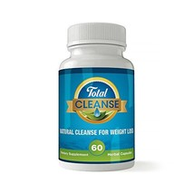 Colon Cleanse Capsules - 14 Day Natural Colonic Detox Programme and Weight Loss