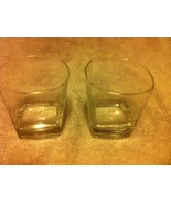 (2) JACK DANIEL'S SINGLE BARREL SELECT SIPPERS / LOW BALL-SQUARE--FREE S... - $19.78