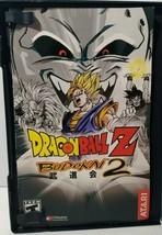 Dragon Ball Z: Budokai 2 (Sony PlayStation 2, 2003) - $5.99