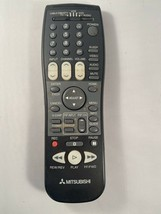 Original OEM MITSUBISHI 290P122A10 TV Remote Control Cable/TV VCR DVD AUDIO - $9.50