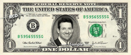 Tony Romo on REAL Dollar Bill Cash Money Collectible Memorabilia Celebrity Novel - $8.88