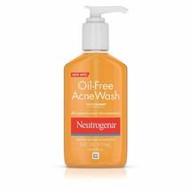 Neutrogena OIL-FREE Acne Wash 6 Oz Expire 1/2022 - $10.39