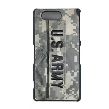 U.S. Army Sony Z4 Compact, Z4 mini case Customized premium plastic phone case, d - $11.87