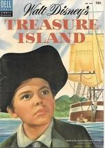Walt Disney's Treasure Island Four Color Comic Book #624, Dell 1955 FINE - $27.97