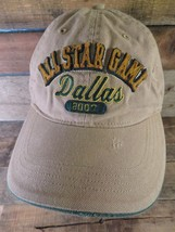 All Star Game DALLAS 2007 Hockey NHL Reebok Adjustable Adult Cap Hat - $12.86