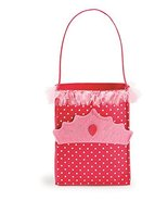 Mud Pie Mask Treat Bag, Pink Princess - $11.71
