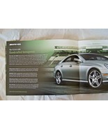 2011 Mercedes cls cls550 cls63 amg owners Sales Brochure Catalog new ori... - $11.63