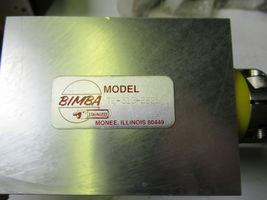 "BIMBA TE-313-EB2S LINEAR THRUSTER OEM NEW Double Acting 3"" Stroke 2"" Bore image 4"
