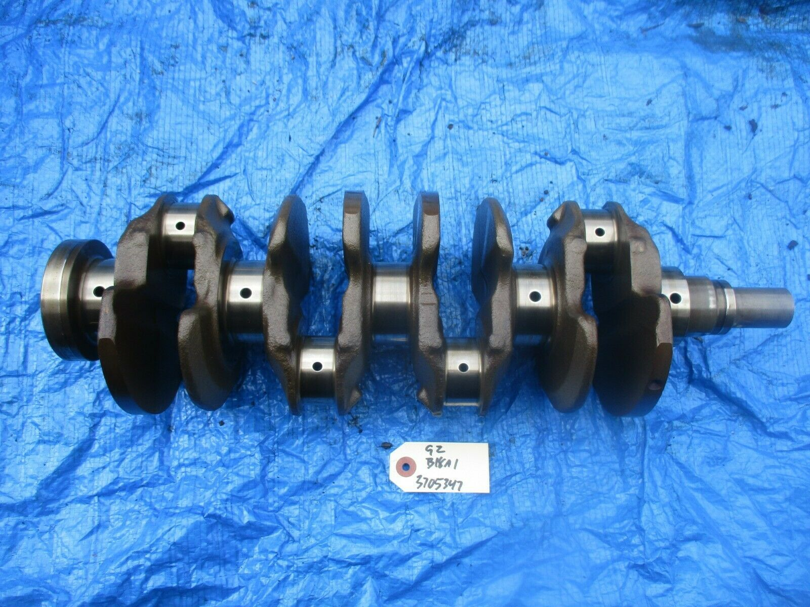 Primary image for 90-93 Acura Integra LS B18A1 crankshaft assembly OEM engine motor B18