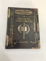 Hardcover Dungeons & Dragons Players Handbook / Core Rulebook I TSR11550 - $61.72
