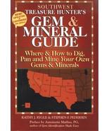 Southwest Treaure Hunter's Gem and Mineral Guide ~ Rock Hounding - $14.95
