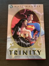 Batman Superman Wonder Woman Trinity Hardcover Graphic Novel - $7.00