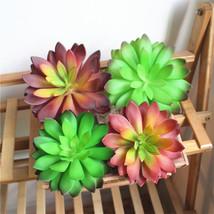 Artificial Plants Lotus Craft Simulation Plant Succulent Decorative Land... - $2.99+