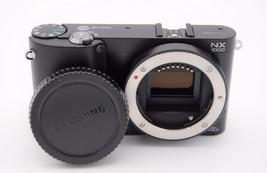 SAMSUNG NX1000 20.3MP MIRRORLESS DIGITAL CAMERA BODY ONLY - BLACK - $349.99