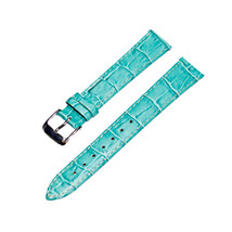 Speidel Premium 16mm Unisex Azul Grano Cococrilo Reloj de Pulsera Cuero ... - $12.51