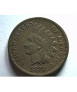 1874 INDIAN CENT PENNY VERY FINE VF NICE ORIGINAL COIN FROM BOBS COINS F... - $69.00