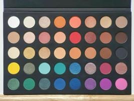 Wet n Wild WnW The 40 Eyeshadow Palette LE NIB - $54.45