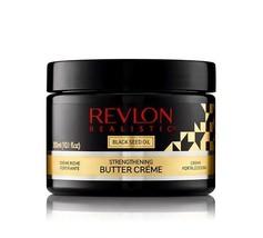 Revlon Realistic Black Seed Oil Strengthening Butter Creme 10.1oz - $12.82