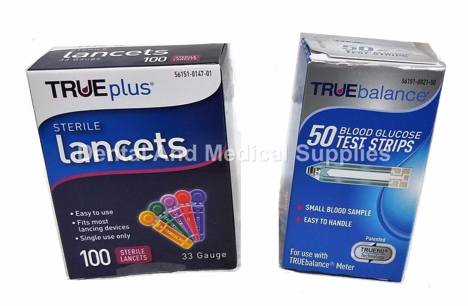 50 TRUE Balance Test Strips Exp 2019+ and 50 similar items