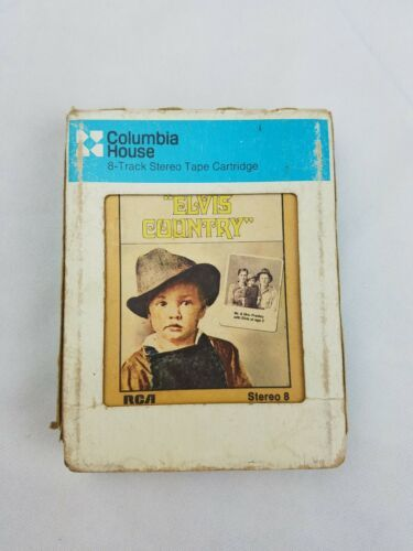 "Primary image for Columbia Casa 8 Track i ' M 10000 Years Old "" Elvis Country ""Música"