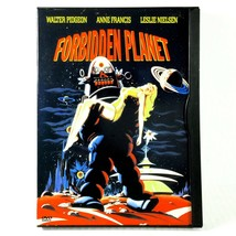 Forbidden Planet (DVD, 1956, Widescreen) Like New !  Leslie Nielsen - $11.28