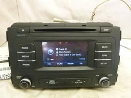 15 16 17 Kia Sedona Radio Cd Bluetooth Sat MP3 96180-A9800WAC KRU13 - $55.44