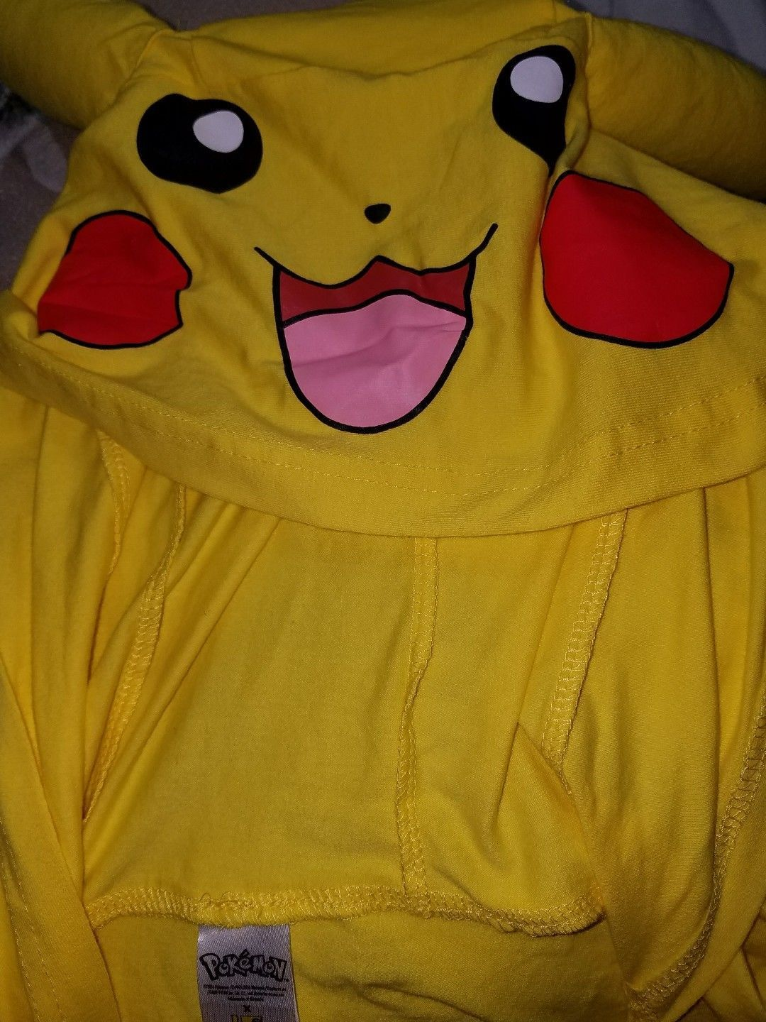 pokemon juniors medium romper