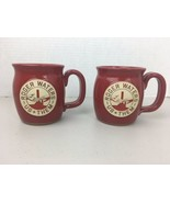 Roger Waters Us and Them Tour VIP Stoneware Mug Pink Floyd Set Of 2 - $88.11